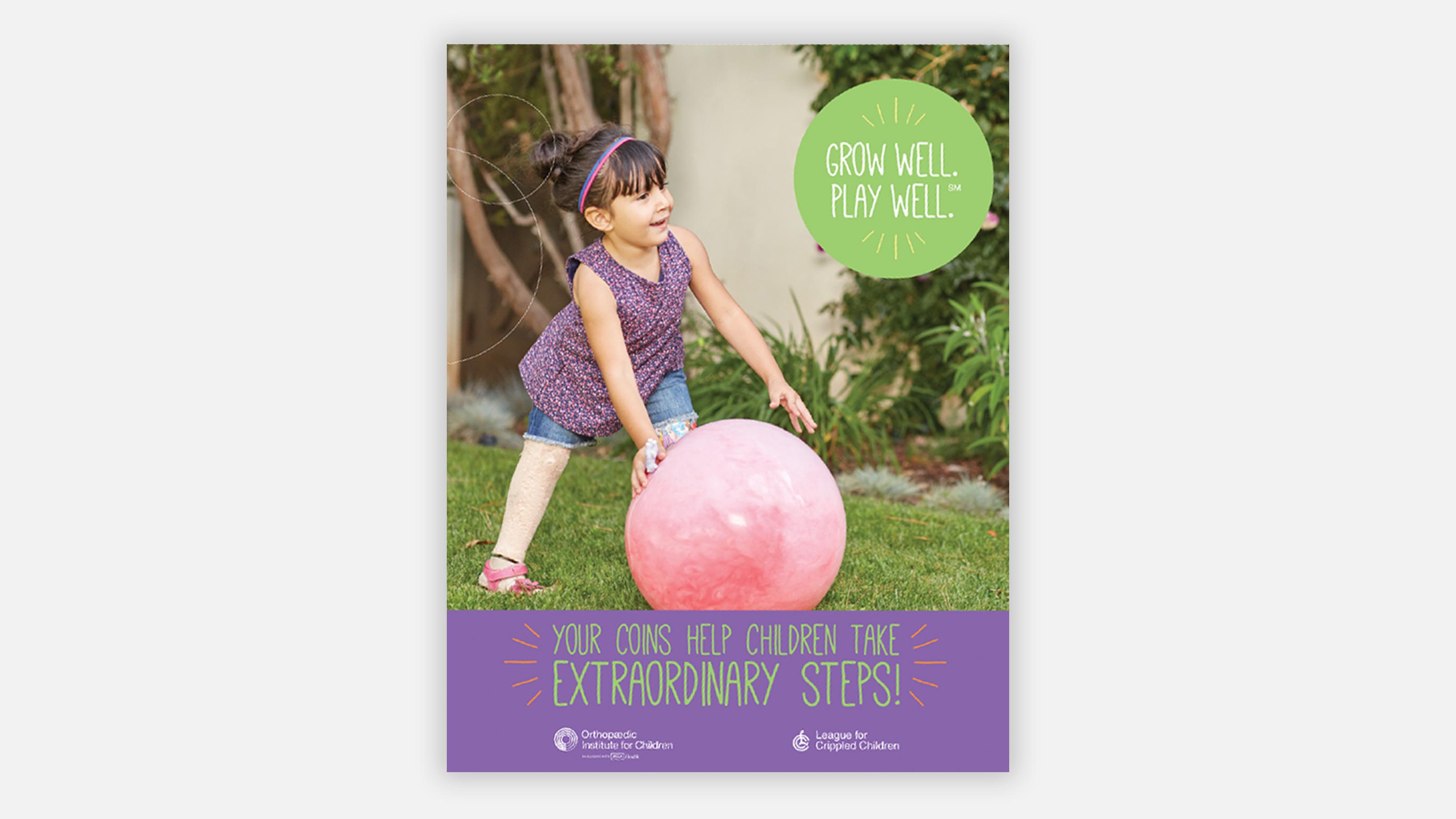 Orthopedic Institute for Children poster